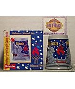 BUDWEISER CS249 1996 ATLANTA OLYMPIC GAMES STEIN MUG - $15.95