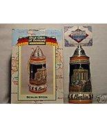 BUDWEISER CS328 1997 GERMANY BERLIN STEIN MUG - $99.95