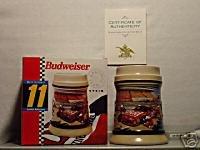BUDWEISER CS194 1993 RACING TEAM ELLIOTT STEIN MUG