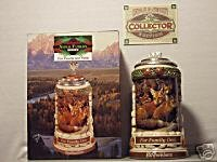 BUDWEISER CS366 1998 FOX FAMILY DEN STEIN MUG