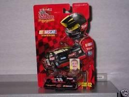 42 NASCAR 1999 #30 DERRIKE COPE BRYAN 1/64 RC 42 - $5.95