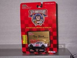 NASCAR 1998 #300 TIM FLACK 50th. Anniv. 1/64 RC - $7.95