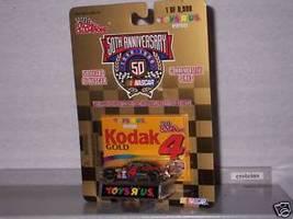 NASCAR 1998 #4 BOBBY HAMILTON KODAK 1/64 RC Toys R Us - $7.95