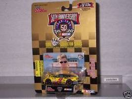 NASCAR 1998 #9 JEFF BURTON TRACK GEAR 1/64 PRESS PASS - $7.95