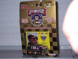 NASCAR 1998 #99 JEFF BURTON EXIDE 1/64 RC Toys R Us - $7.95