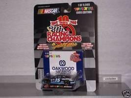 NASCAR 1999 #15 KEN SCHRADER OAKWOOD 1/64 RC Toys R us - $7.95