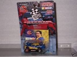 NASCAR 1999 #16 KEVIN LAPAGE PRIMESTAR 1/64 PRESS PASS - $9.95