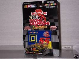 NASCAR 1999 #55 KENNY WALLACE SQUARE D 1/64 Toys R Us - $7.95