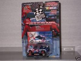 NASCAR 1999 #6 MARK MARTIN VALVOLINE 1/64 PRESS PASS - $9.95
