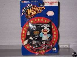 WINNERS CIRCLE BILL ELLIOTT MUPPET Repo Auto HOOD - $3.95