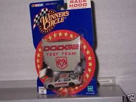 WINNERS CIRCLE DODGE TEST TEAM, RACE HOOD - $3.95