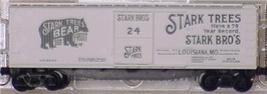 Micro Trains 42010 Stark Trees 40' Boxcar 24 - $20.25