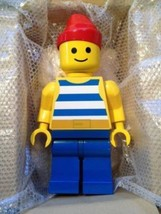 LEGO Jumbo Figure Pirate Toy Figure A03 - $6,040.00