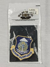 NEW Ira Green Inc Electronic Systems Center patch w/ hook & loop closure USAF - $14.80