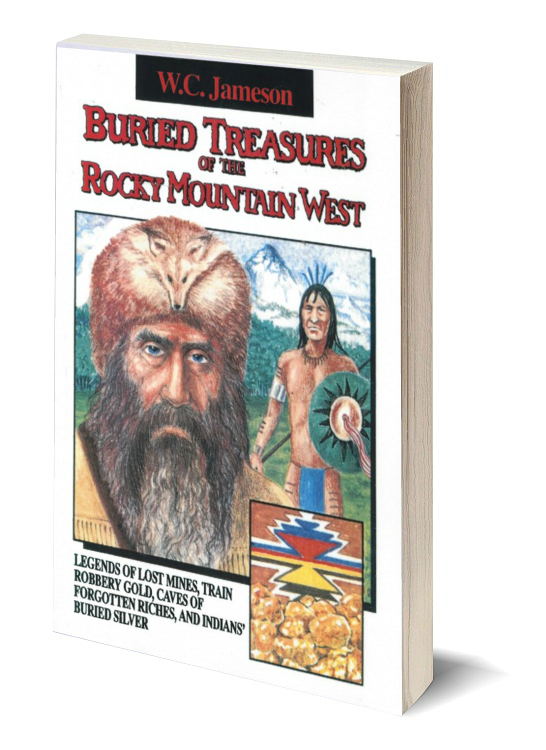 Primary image for Buried Treasures of the Rocky Mountain West ~ Lost & Buried Treasure