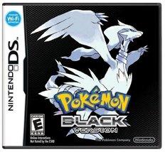 Pokémon - Black Version [video game] - $168.34
