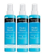 3 Bottles Neutrogena Hydro Boost Express Hydrating Spray, 200 ml - $28.04