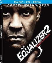The Equalizer 2 [Blu-ray + DVD + Digital] (2018)