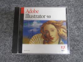 Adobe Illustrator 9.0 Full Version for Windows  CD & Case with Serial Nu... - $39.95