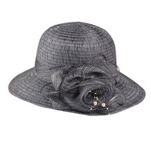 Womail Hat  1PC  Solid Cap Fashion Floppy Foldable Ladies Women Solid Straw Cap  image 2