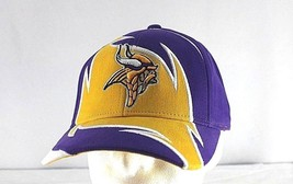 Minnesota Vikings Purple/Yellow Baseball Cap Adjustable - $24.99