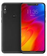 motorola moto p30 note black 4gb 64gb octacore fingerprint android 4g sm... - $339.99