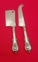 Sir Christopher by Wallace Sterling Silver Cheese Serving Set Custom Made - $129.00