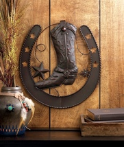 Boot Wall Decor - $21.95