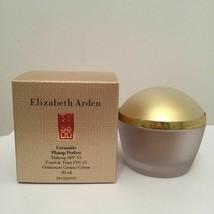 Elizabeth Arden Ceramide Plump Perfect Makeup Spf 15 - You Choose The Shade! - $15.68+