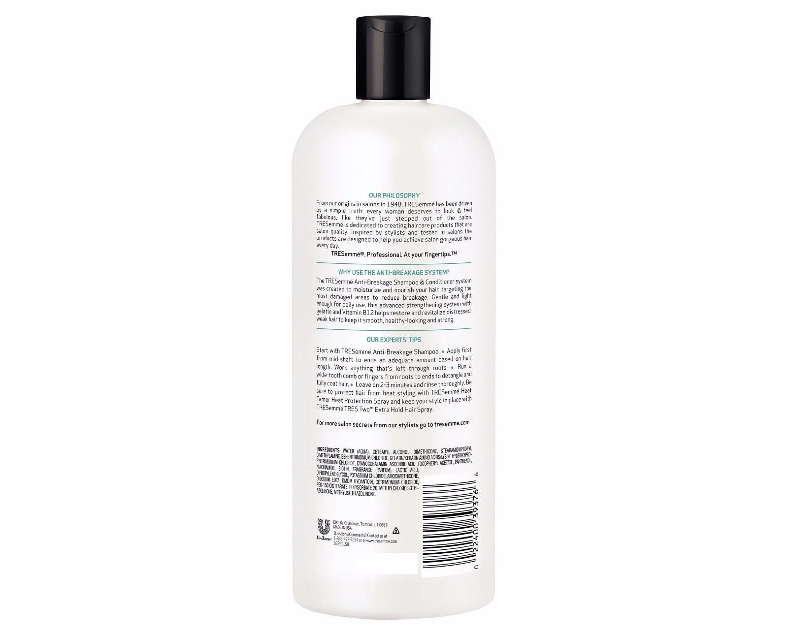 TRESemme Anti-Breakage Defense Conditioner Split Ends for Dry Damaged Hair 28oz