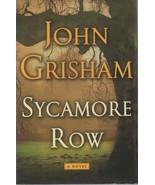 Sycamore Row - John Grisham - HC - 2013 - Doubleday Press - 978-0-385-53... - $7.83