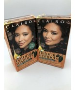 2 Pack Clairol Natural Instincts 5R Medium Auburn Brown Semi-Perm Color - $23.74