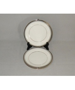 Royal Doulton Sarabande Porcelain Bread Plates ~ Set of 4 - $37.00