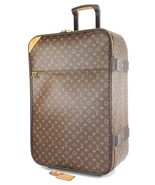 Authentic LOUIS VUITTON Pegase 65 Monogram Canvas Travel Rolling Suitcas... - $995.00
