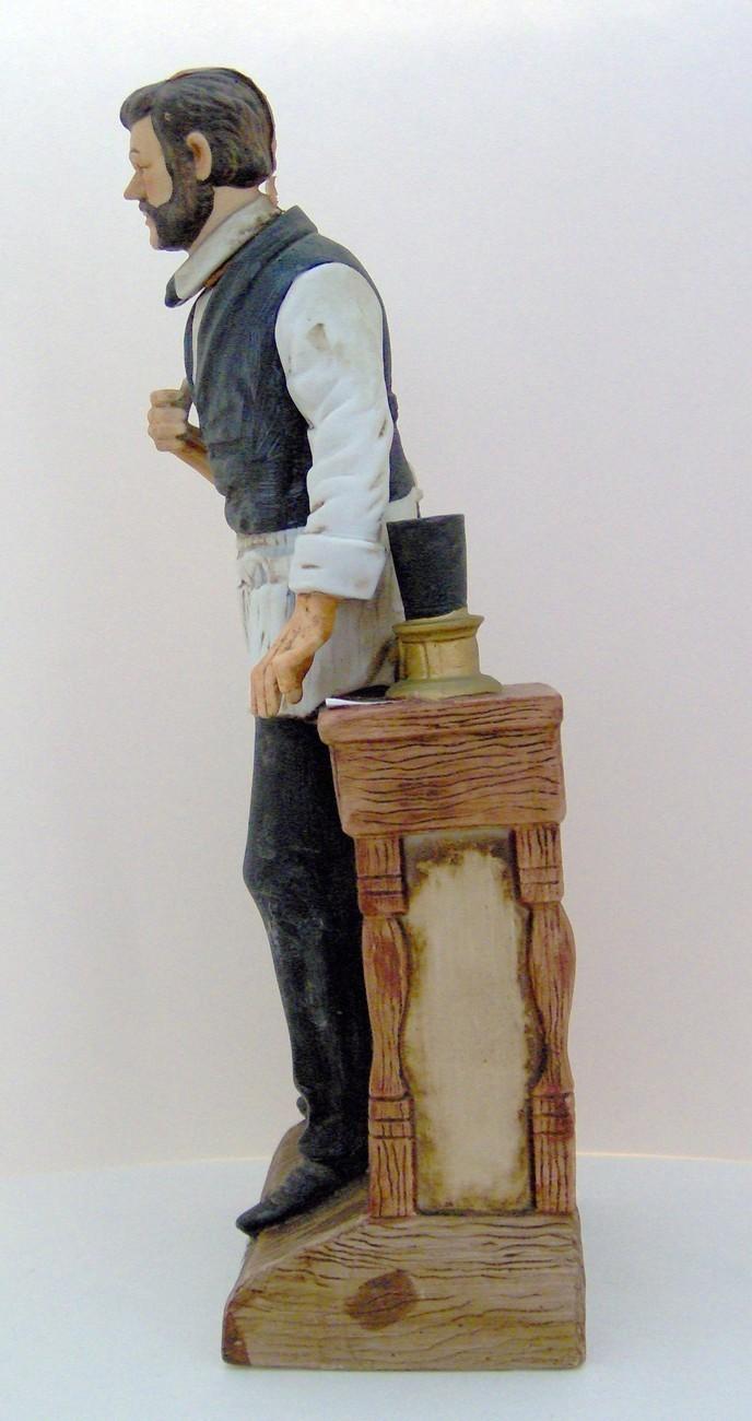 Alexander Graham Bell Decanter - McCormick -Great American