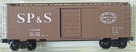Micro Trains 20216 SP&S 40' Boxcar 11046 - $20.25