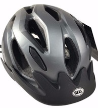 Bell Track Bicycle Helmet Adult Adjustable - Grey - $29.99