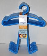 Bulk Buy Blue Boy Stick Figure Newborn Toddlers Hanger (5) Retail Ready ... - $19.99