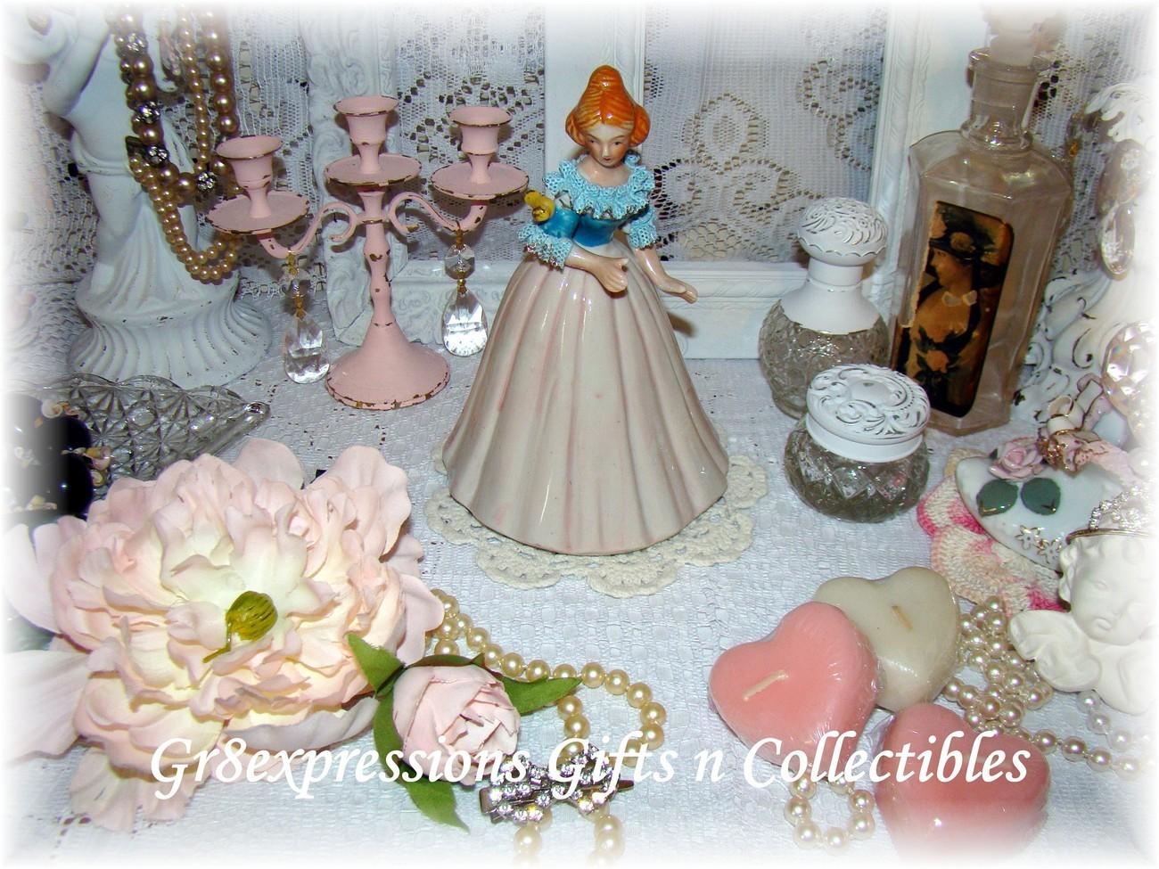 Vintage woman figurinejpg