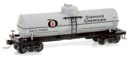 Micro Trains 06500190 Diamond Chemicals Tank Car 74350 - $20.25