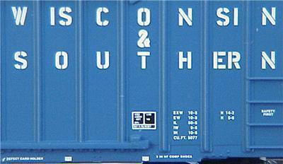 Micro Trains 25570 WS 50' Boxcar 101545