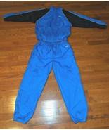 Reebok Full-Zip Track Suit Nylon Jacket Pants Mens XL XXL 90s 1990s VTG - $69.29