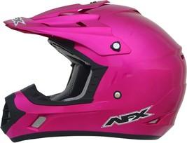 AFX FX-17 Helmet Solid Colors Adult Large Pink 0110-4078 - $94.95