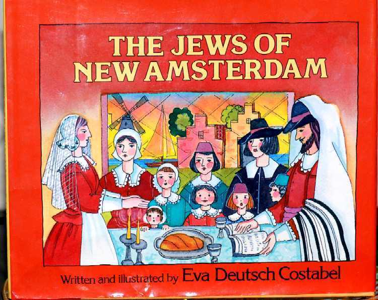 The Jews of New Amsterdam