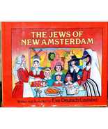 The Jews of New Amsterdam - $5.00