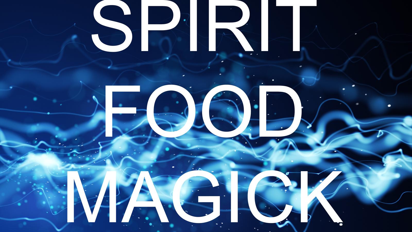 HAUNTED 100x SPIRIT FOOD REPLENISH RESTORE EMPOWER SPIRITS MAGICK 98 Witch  - $39.91