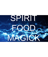 HAUNTED 100x SPIRIT FOOD REPLENISH RESTORE EMPOWER SPIRITS MAGICK 98 Witch  - $99.77