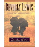 October Song by Beverly Lewis 0764223321 - $6.00