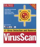 Mcafee VirusScan for Windows 98/95 - $6.00