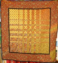 Convergence Quilt / Wall Hanging - $47.00